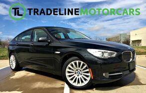 2010_BMW_5 Series Gran Turismo_535i M SPORT, NAVIGATION, HEATED SEATS, AND PANO ROOF!_ CARROLLTON TX