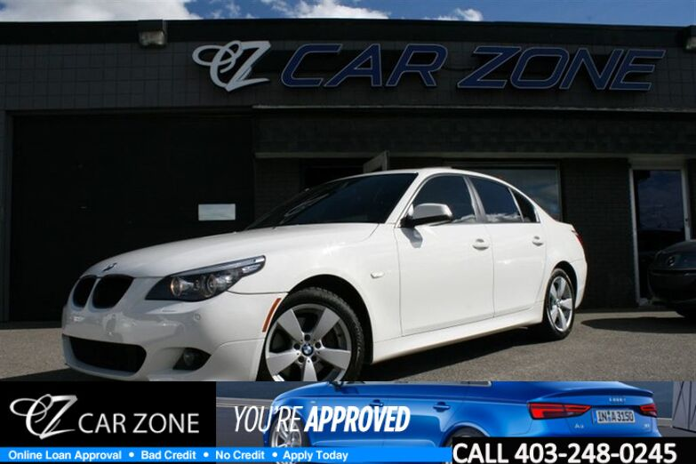 2010 BMW 535I 535i xDrive ALL WHEEL DRIVE Calgary AB