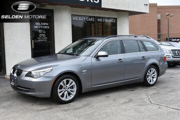 2010_BMW_535i_xDrive Wagon_ Conshohocken PA