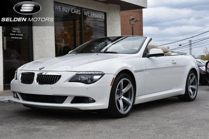 2010_BMW_6 Series_650i_ Conshohocken PA