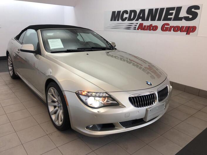 2010 BMW 6 series 650i Columbia SC