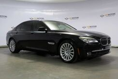 2010_BMW_7 Series_750Li Nav,AC/Heated Seats,Camera,Rear Shades_ Houston TX