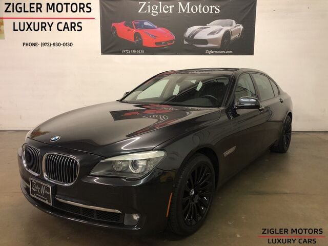 2010 BMW 7 Series 750Li xDrive Addison TX