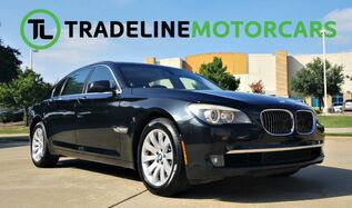 2010_BMW_7 Series_750Li xDrive LEATHER, SUNROOF, NAVIGATION, AND MUCH MORE!!!_ CARROLLTON TX