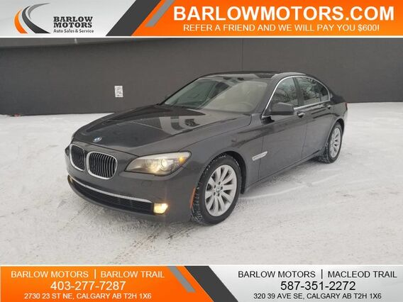 2010_BMW_7 Series_750i xDrive_ Calgary AB