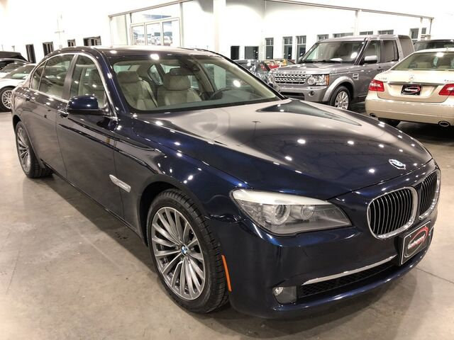 2010_BMW_750LI_Rear Entertainment xDrive_ Charlotte NC