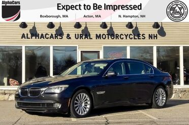 2010_BMW_750Li_xDrive_ Boxborough MA