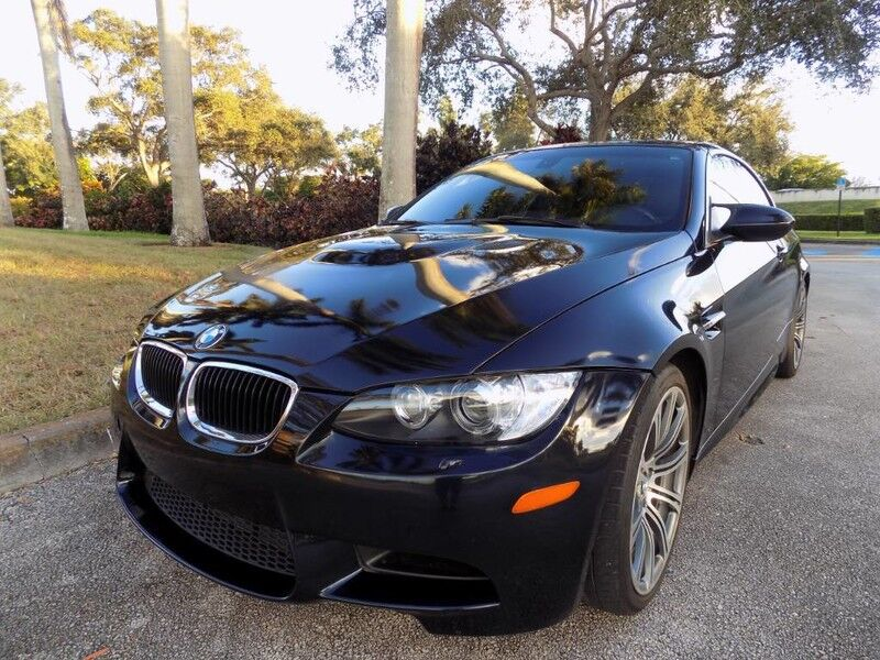 2010 BMW M3 Base Hollywood FL