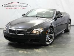 2010_BMW_M6_5.0L V10 Engine / RWD / Coupe CONVERTIBLE / Navigation / Parking Aid_ Addison IL