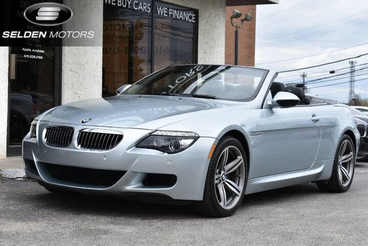 2010_BMW_M6_Convertible_ Conshohocken PA