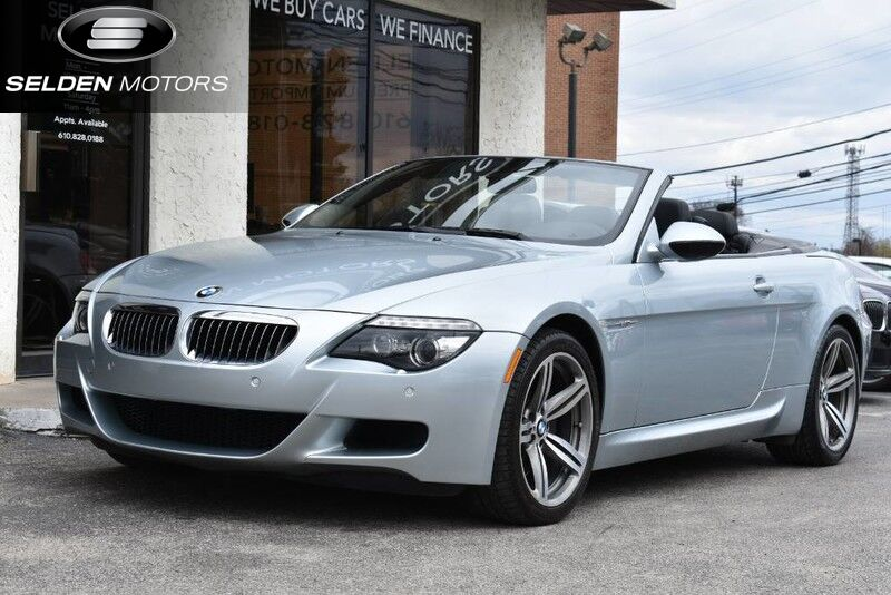 2010 BMW M6 Convertible Conshohocken PA
