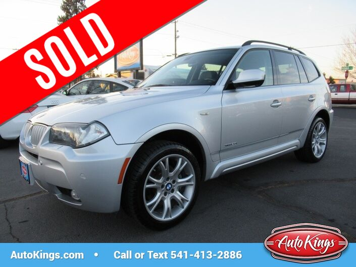 2010 BMW X3 AWD 4dr 30i Bend OR