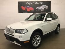 2010_BMW_X3_xDrive30i Navigation Pano Roof,Prior CPO_ Addison TX