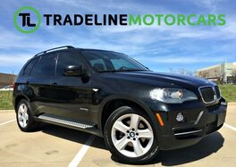 2010_BMW_X5_30i SPORT PACKAGE, HEATED FRONT AND REAR SEATS, NAVIGATION, PANO_ CARROLLTON TX