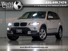 2010_BMW_X5 SUNROOF LEATHER NAVI_30i_ Chicago IL