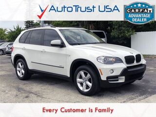 BMW X5 xDrive30i CLEAN CARFAX PANO ROOF LEATHER LOW MILES BLUETOOTH 2010