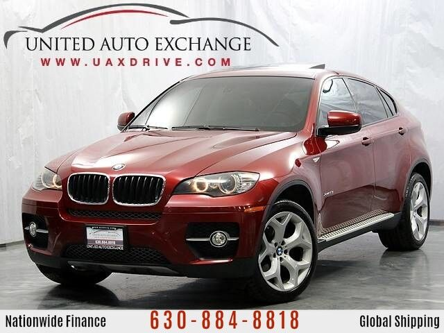 2010 BMW X6 xDrive35i Addison IL