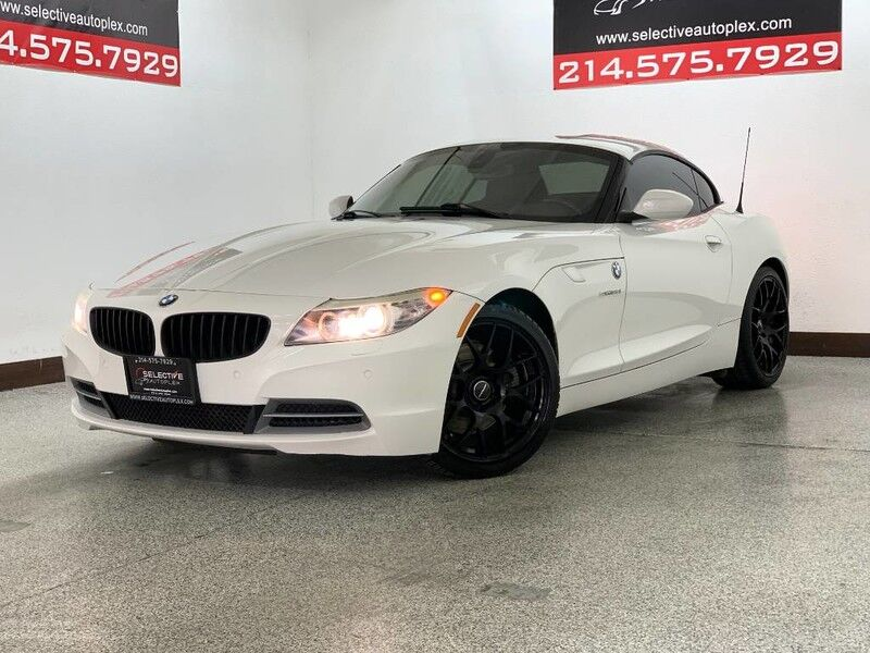 2010 BMW Z4 sDrive35i Cabriolet FWD, LEATHER SEATS, HEATED FRONT SEATS Carrollton TX