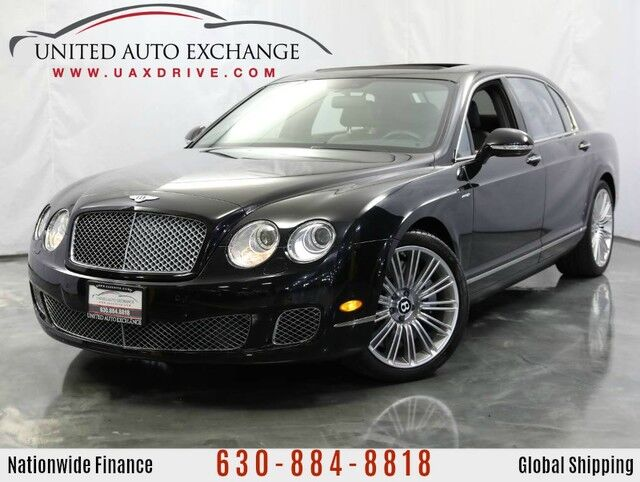 2010 Bentley Continental Flying Spur Speed Addison IL