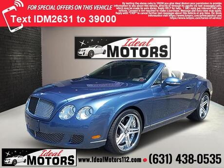 2010 Bentley Continental GT 2dr Conv Speed Medford NY