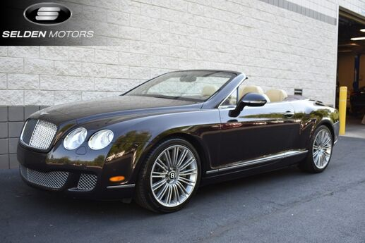 2010 Bentley Continental GT Speed Willow Grove PA