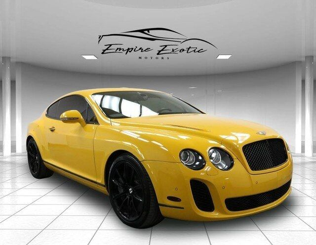 2010 Bentley Continental Supersports  Addison TX