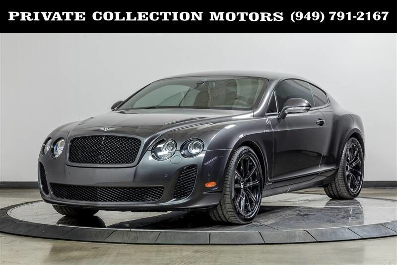 2010 Bentley Continental Supersports Supersports Costa Mesa CA