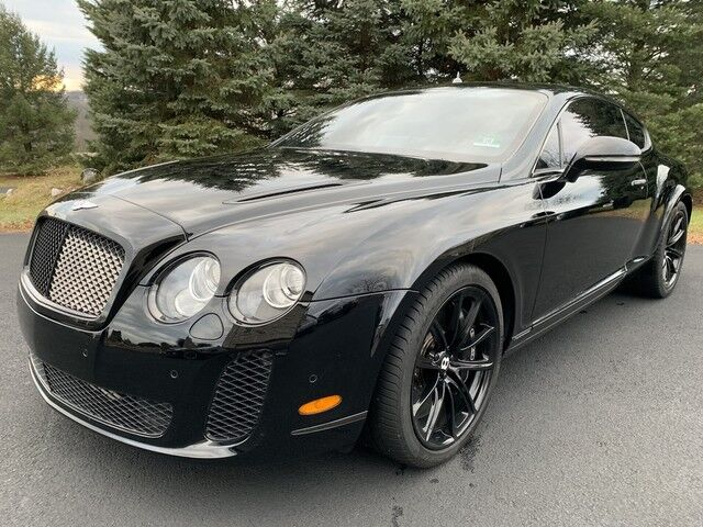 2010 Bentley Continental Supersports Supersports Whitehall PA