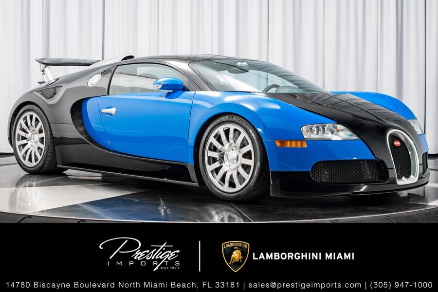 2010_Bugatti_Veyron__ North Miami FL