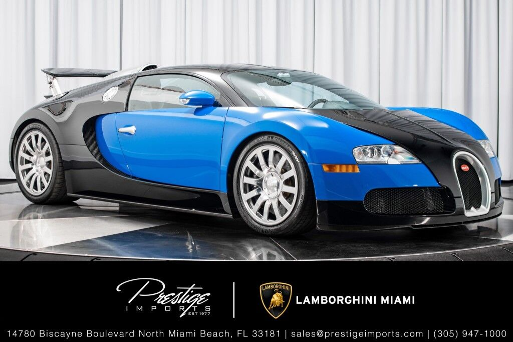 2010_Bugatti_Veyron__ North Miami Beach FL