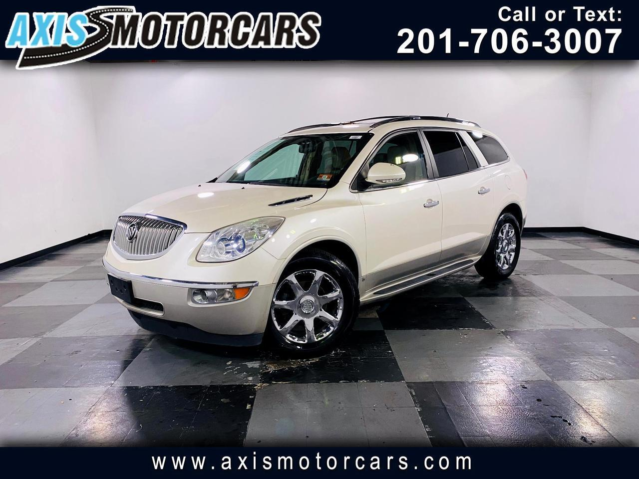 2010 Buick Enclave 4dr CXL w/Backup Camera Panoramic Roof Jersey City NJ