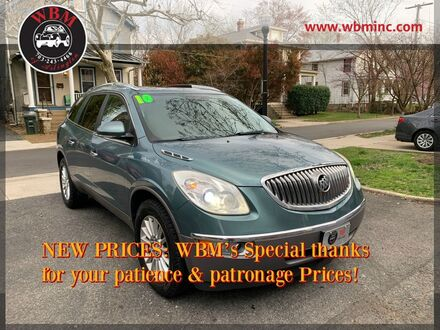 2010_Buick_Enclave_AWD CXL_ Arlington VA