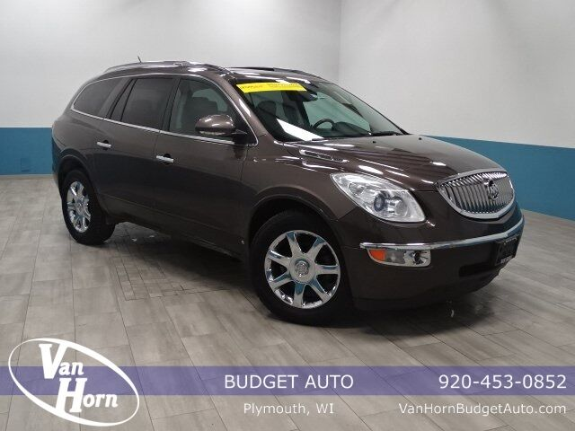 2010 Buick Enclave CXL Plymouth WI