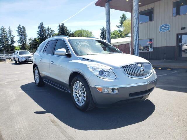2010 Buick Enclave For Sale >> Used 2010 Buick Enclave For Sale Spokane Wa 48306