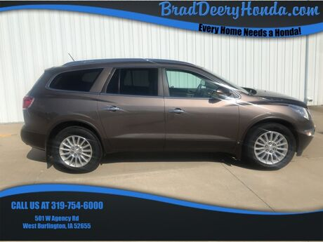 2010 Buick Enclave CXL West Burlington IA