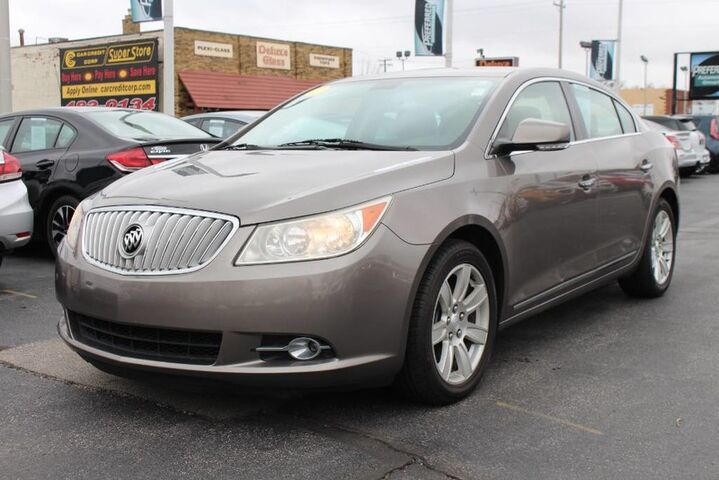 2010 Buick LaCrosse CXL Fort Wayne Auburn and Kendallville IN