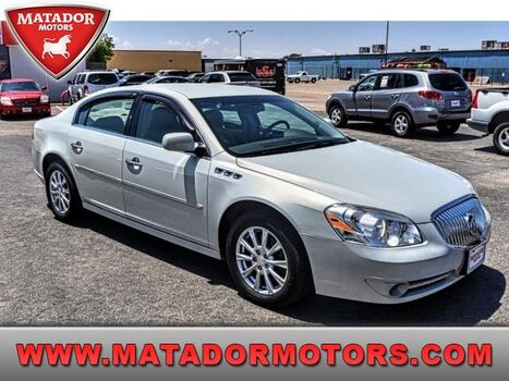 2010_Buick_Lucerne_CXL_ Lubbock & Wolfforth TX