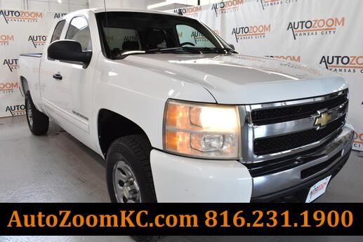 2010 CHEV SILVERADO  Kansas City MO