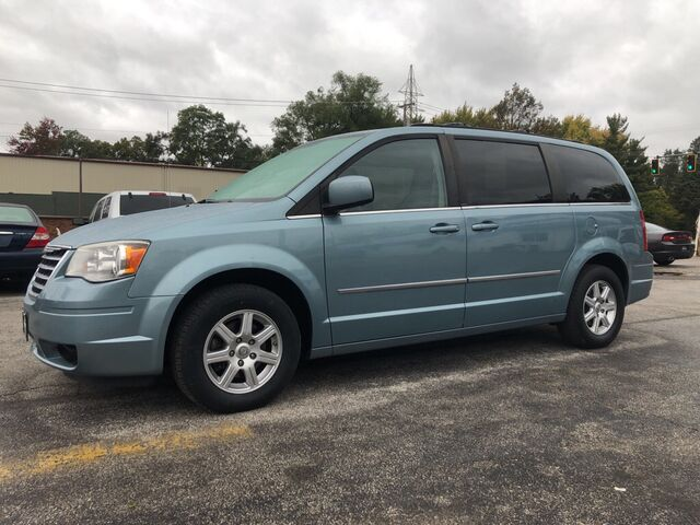 2010 CHRYSLER TOWN & COUNTRY TOURING Toledo OH