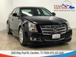 2010_Cadillac_CTS_3.0L PERFORMANCE PANORAMA LEATHER HEATED SEATS BLUETOOTH BOSE SOUND SYSTEM_ Carrollton TX