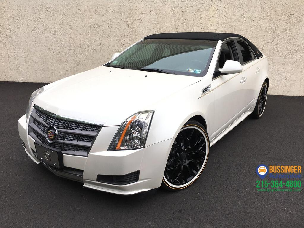 2010 Cadillac CTS-4 Roadster AWD Feasterville PA