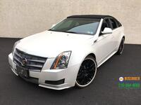2010 Cadillac CTS-4 Roadster AWD