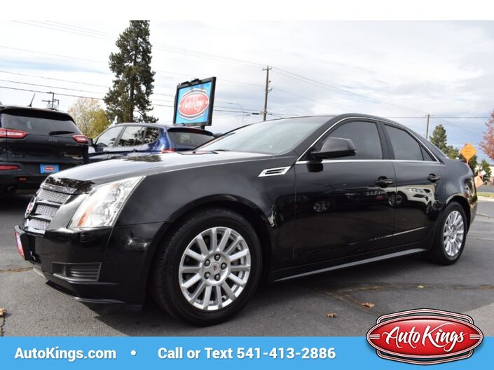 2010 Cadillac CTS Sedan 3.0L Luxury Bend OR