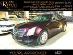2010 Cadillac CTS Sedan LEATHER, BLUETOOTH, SUNROOF