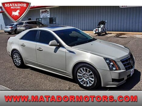 2010_Cadillac_CTS Sedan_Luxury_ Lubbock & Wolfforth TX