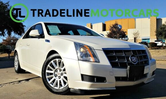 2010 Cadillac CTS Sedan Luxury PANO SUNROOF, LEATHER, AUX, AND MUCH MORE!!! CARROLLTON TX