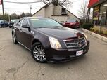 2010 Cadillac CTS Sedan Luxury