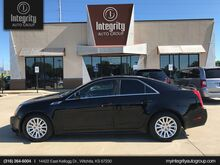 2010_Cadillac_CTS Sedan_Luxury_ Wichita KS
