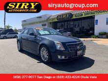2010_Cadillac_CTS Sedan_Performance_ San Diego CA