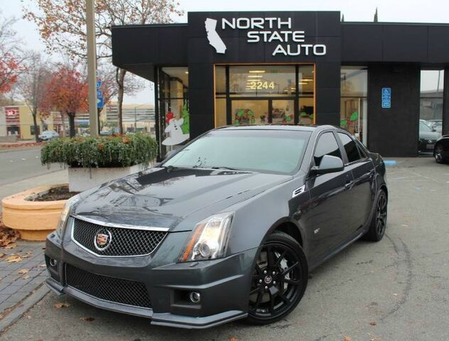 2010 Cadillac CTS-V  Walnut Creek CA